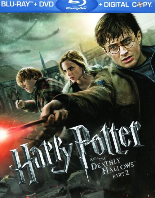 【中古】初限)2.ハリー・ポッター…BD&DVDセットSP・ED(完) 【ブルーレイ】/ダニエル・ラドクリフ