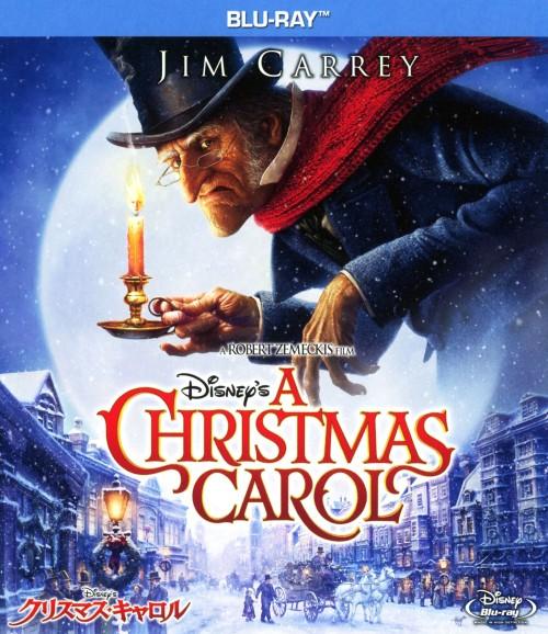 【中古】Disney's クリスマス・キャロル (2009) 【ブルーレイ】/ジム・キャリー