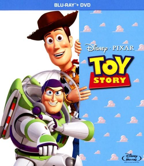 【中古】トイ・ストーリー ブルーレイ+DVDセット 【ブルーレイ】/トム・ハンクス