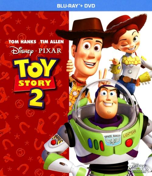 【中古】2.トイ・ストーリー ブルーレイ+DVDセット 【ブルーレイ】/トム・ハンクス