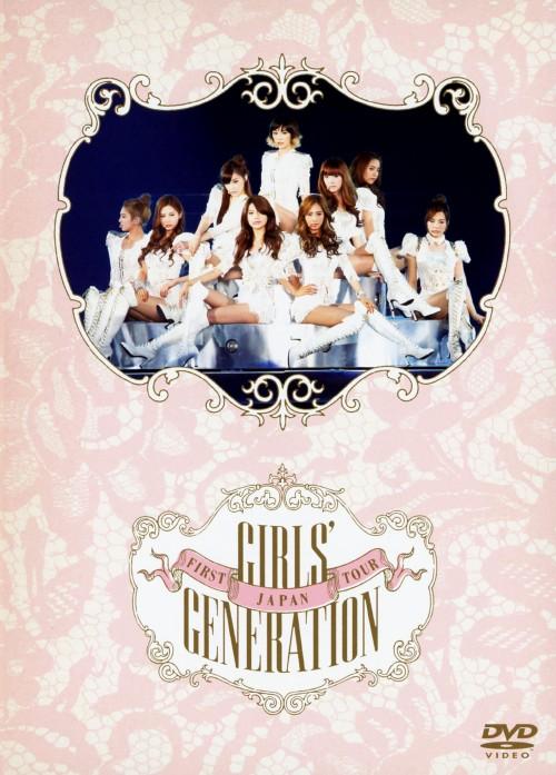 【中古】少女時代/JAPAN FIRST TOUR GIRLS'GENE… 【DVD】/少女時代