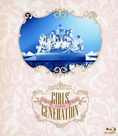 【中古】少女時代/JAPAN FIRST TOUR GIRLS'GENE… 【ブルーレイ】/少女時代