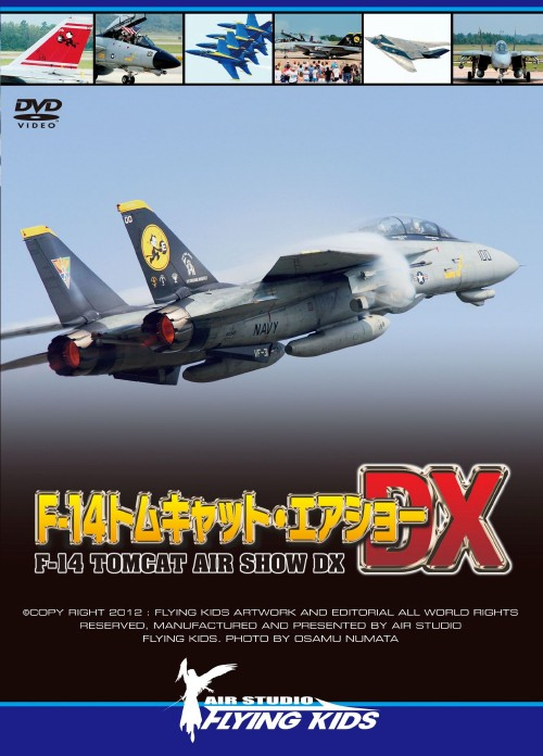 【中古】F−14トムキャット・エアショーDX 【DVD】