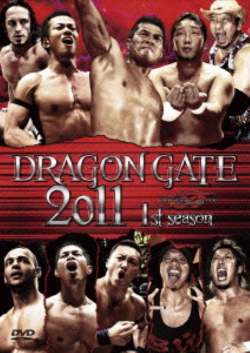 【中古】1.DRAGON GATE 2011 【DVD】/DRAGON GATE