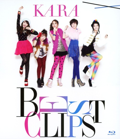 【中古】KARA BEST CLIPS 【ブルーレイ】/KARA