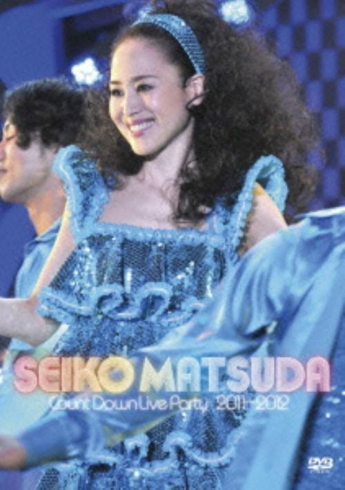 【中古】初限)Seiko Matsuda COUNT DOW…2011-2012 【DVD】/松田聖子