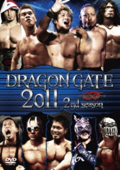【中古】2.DRAGON GATE 2011 【DVD】/DRAGON GATE