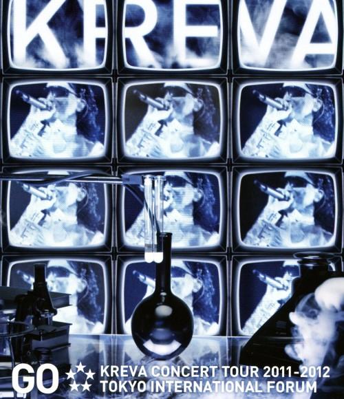 【中古】KREVA CONCERT TOUR 2011-2012 「GO」 東京… 【ブルーレイ】/KREVA