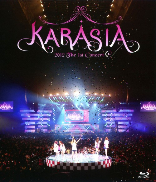 【中古】KARA/1st JAPAN TOUR 2012 KARASIA 【ブルーレイ】/KARA