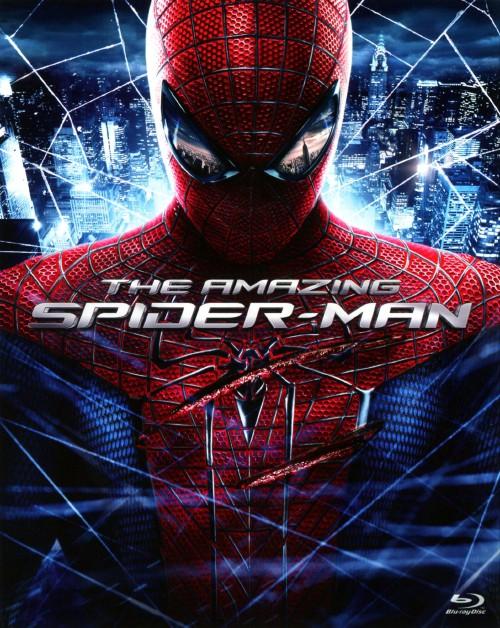 【中古】アメイジング・スパイダーマン ブルーレイ&DVDセット 【ブルーレイ】/アンドリュー・ガーフィールド