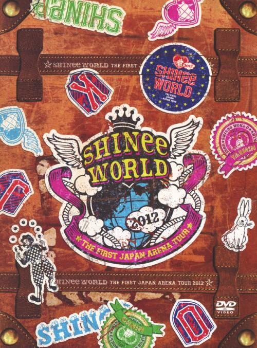 【中古】初限)SHINee THE FIRS…SHINee WORLD 2012 【DVD】/SHINee