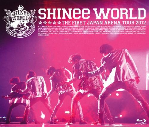 【中古】SHINee THE FIRST JAPA…SHINee WORLD 2012 【ブルーレイ】/SHINee