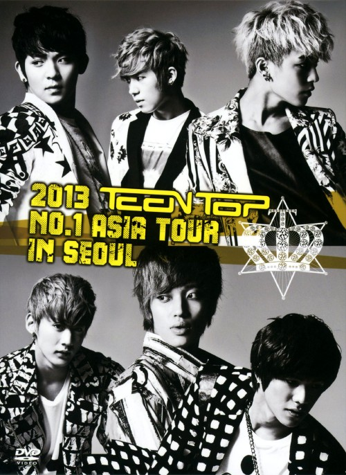 【中古】2013 TEENTOP NO.1 ASIA TOUR IN SEOUL 【DVD】/TEENTOP