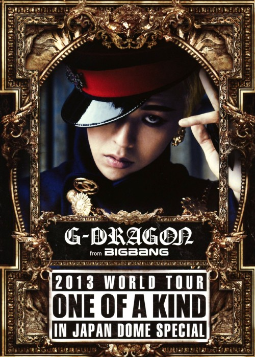 【中古】2013 WORLD TOUR-ONE OF A …JAPAN… 【DVD】/G−DRAGON