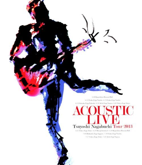 【中古】ACOUSTIC LIVE Tsuyoshi Nagabuchi Tour… 【ブルーレイ】/長渕剛