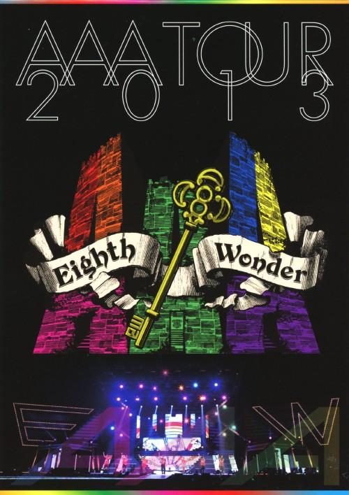 【中古】初限)AAA TOUR 2013 Eighth Wonder 【DVD】/AAA