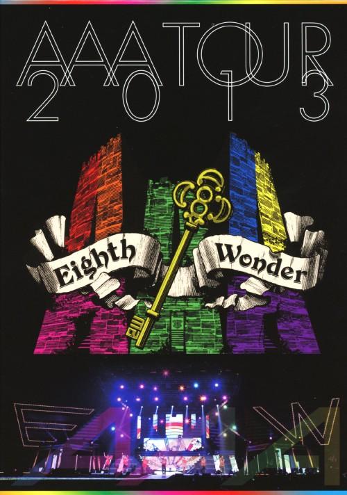【中古】初限)AAA TOUR 2013 Eighth Wonder 【ブルーレイ】/AAA