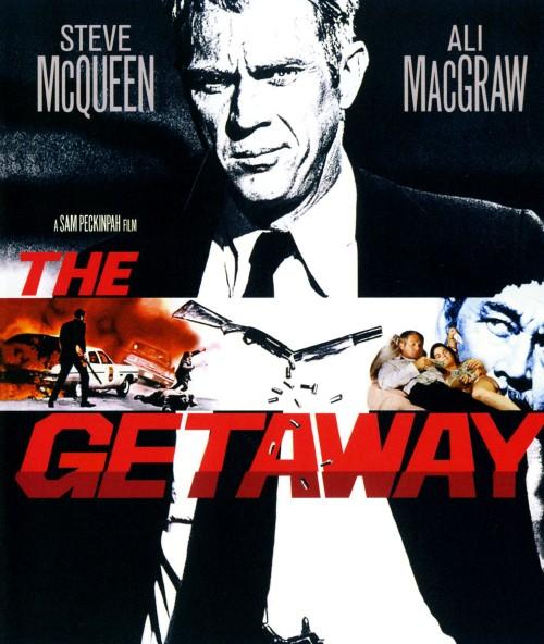 【中古】ゲッタウェイ (1972) 【ブルーレイ】/スティーヴ・マックィーン