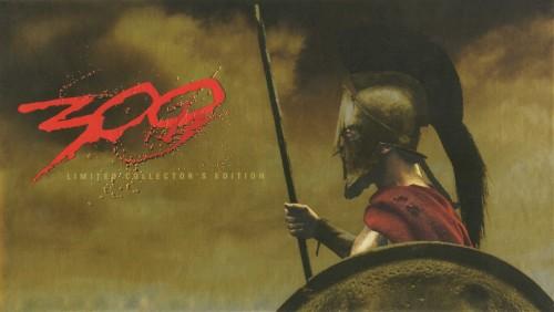 【中古】初限)300(スリーハンドレッド) リミテッド・コレクターズ・ED 【ブルーレイ】/ジェラルド・バトラー
