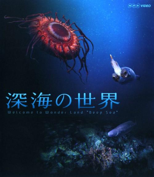 【中古】深海の世界 【ブルーレイ】