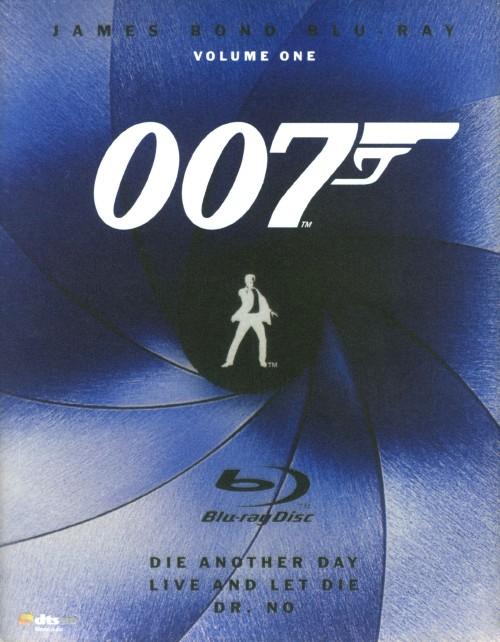 【中古】1.007 JAMES BOND BLU-RAY 【ブルーレイ】/ピアース・ブロスナン