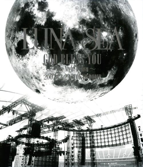 【中古】LUNASEA GOD BLESS YOU One Night Dejavu… 【ブルーレイ】/LUNA SEA
