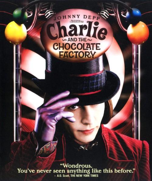 【中古】チャーリーとチョコレート工場 【ブルーレイ】/ジョニー・デップ