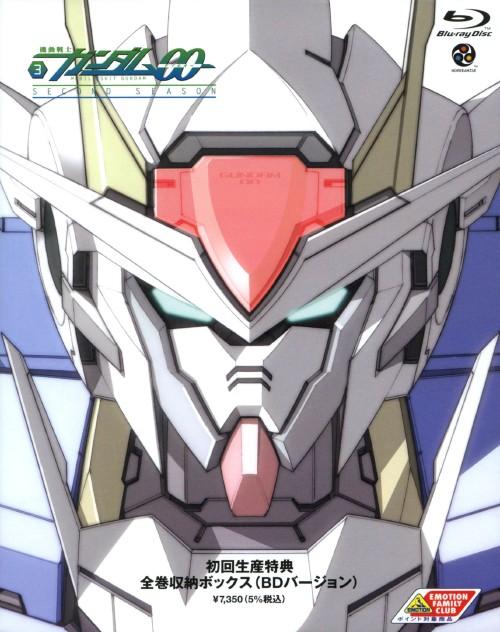 【中古】3.機動戦士ガンダム00 2nd 【ブルーレイ】/宮野真守