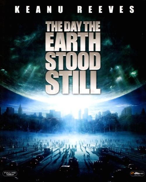 【中古】地球が静止する日 【ブルーレイ】/キアヌ・リーブス