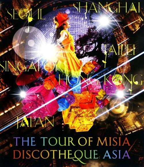 【中古】THE TOUR OF MISIA DISCOTHEQUE ASIA 【ブルーレイ】/MISIA