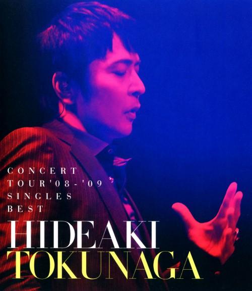 【中古】HIDEAKI TOKUNAGA CONCERT TOUR 08-09 【ブルーレイ】/徳永英明