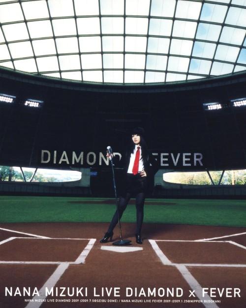 【中古】NANA MIZUKI LIVE DIAMOND × FEVER 【ブルーレイ】/水樹奈々