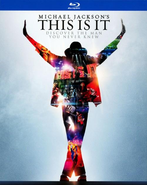 【中古】マイケル・ジャクソン THIS IS IT 【ブルーレイ】/マイケル・ジャクソン