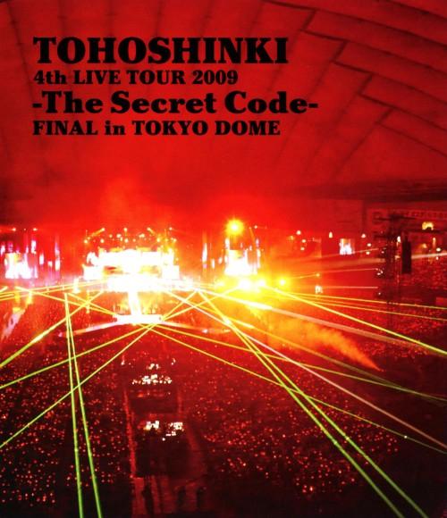 【中古】東方神起/4th LIVE TOUR 2009 The Secre… 【ブルーレイ】/東方神起