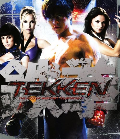 【中古】初限)TEKKEN−鉄拳− BD&DVDセット 【ブルーレイ】/ジョン・フー
