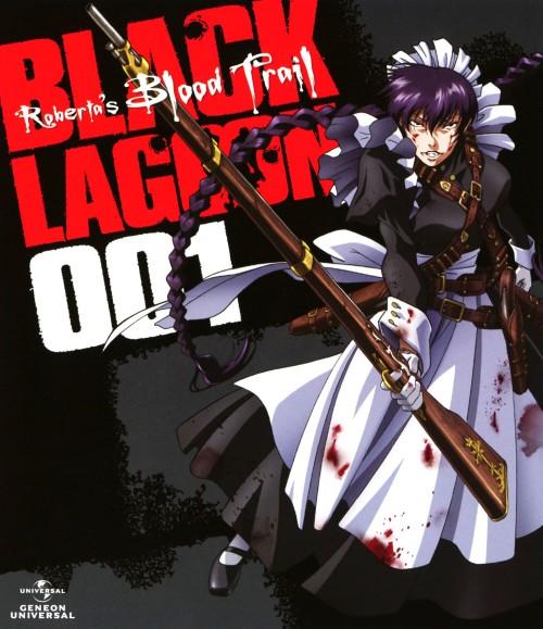 【中古】1.OVA BLACK LAGOON Robertas Blood Tr…【ブルーレイ】/豊口めぐみ