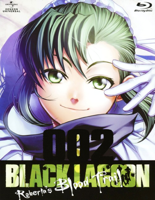 【中古】2.OVA BLACK LAGOON Robertas Blood Tr… 【ブルーレイ】/豊口めぐみ