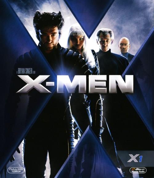 【中古】X−MEN 【ブルーレイ】/ヒュー・ジャックマン