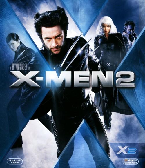 【中古】2.X−MEN 【ブルーレイ】/ヒュー・ジャックマン