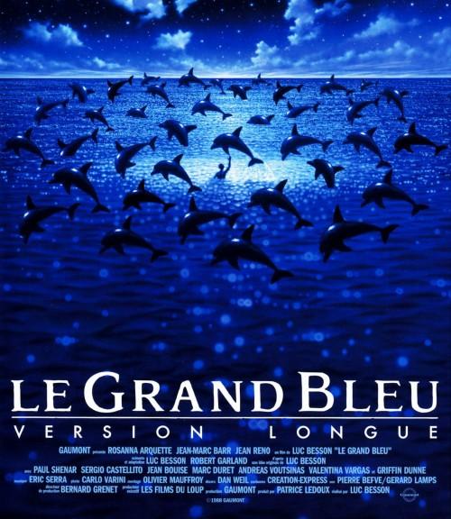 【中古】グラン・ブルー 完全版 デジタル・レストア・バージョン 【ブルーレイ】/ジャン=マルク・バール