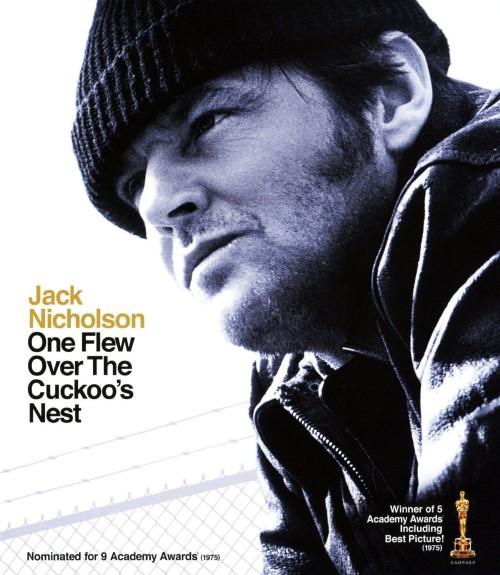 【中古】カッコーの巣の上で 【ブルーレイ】/ジャック・ニコルソン