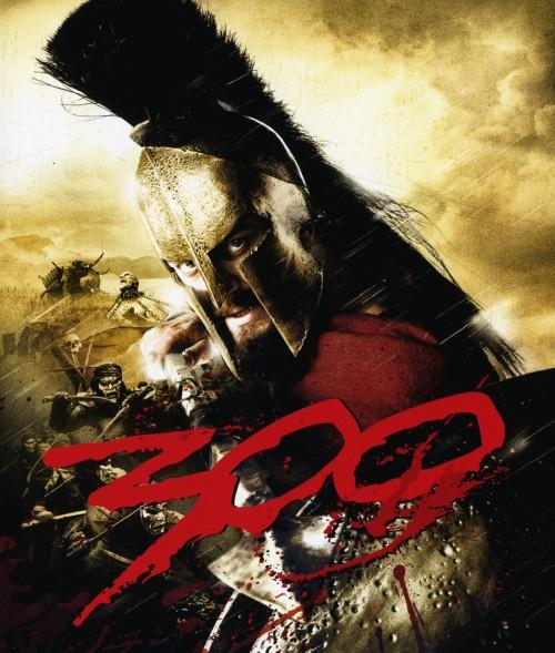 【中古】300 (スリーハンドレッド) 【ブルーレイ】/ジェラルド・バトラー