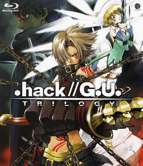 【中古】.hack//G.U.TRILOGY 【ブルーレイ】/櫻井孝宏