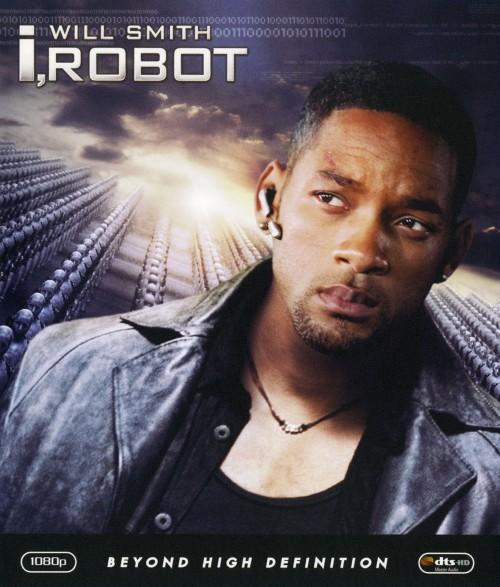 【中古】アイ、ロボット 【ブルーレイ】/ウィル・スミス