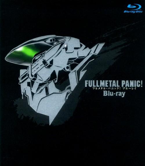 【中古】初限)フルメタル・パニック! 【ブルーレイ】
