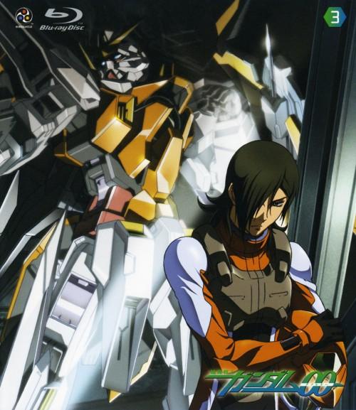 【中古】3.機動戦士ガンダム00 【ブルーレイ】/宮野真守