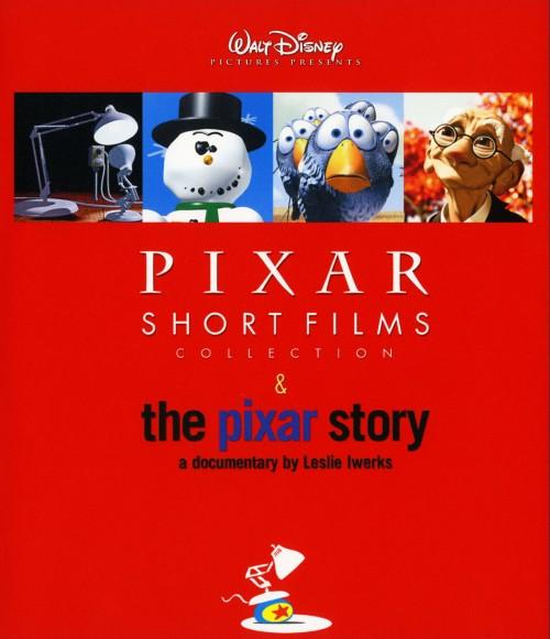 【中古】ピクサー・ショート・フィルム&ピクサー・ストーリー 完全保存版 【ブルーレイ】