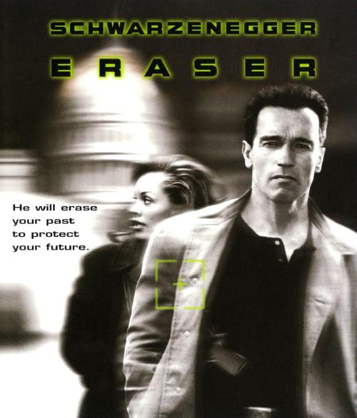 【中古】イレイザー (1996) 【ブルーレイ】/アーノルド・シュワルツェネッガ