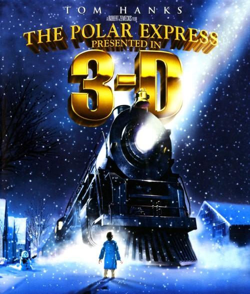 【中古】初限)ポーラー・エクスプレス 3D 【ブルーレイ】/トム・ハンクス