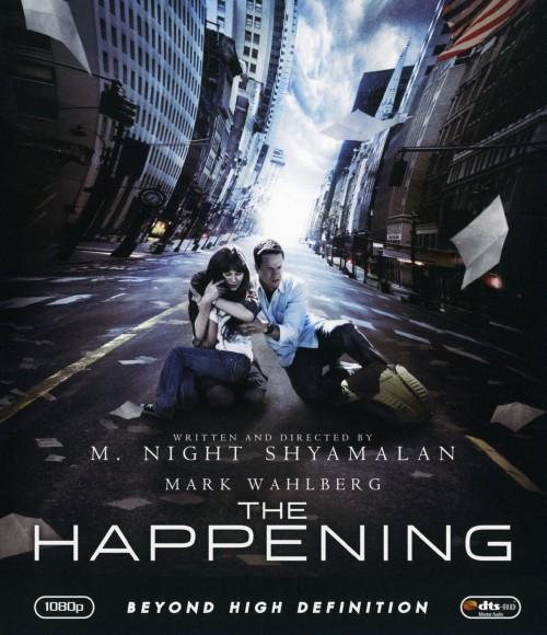 【中古】ハプニング 【ブルーレイ】/マーク・ウォールバーグ